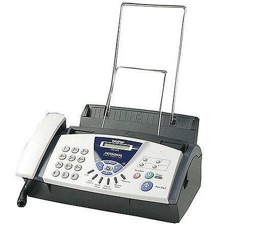 how to set time on brother fax brother 2700