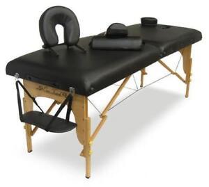 Tahiti topaz Japanese massage 3 Memory foam table / reiki table
