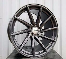 NEW 19 inch rims for BMW F10 F12 F13 F06 F30 E60 E61 Vossen style alloy wheels
