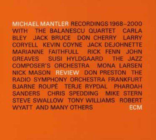 Michael Mantler - Review 1968-2000 [CD]