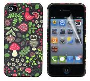 iPhone 4 Cover Owl
