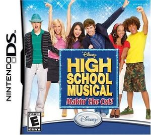 High Scool Musical - Jeux DS