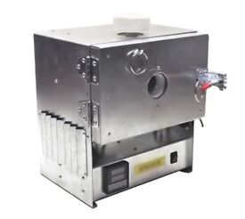 Table Top Electrical Muffle Kiln, 1000 C, New, 1Y. Warranty, Free UK Delivery