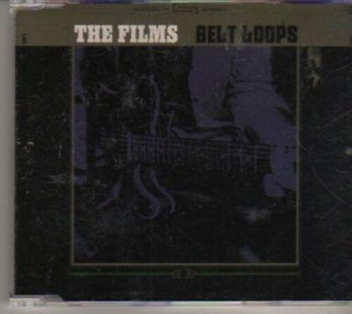 (BX301) The Films, Belt Loops - 2007 CD