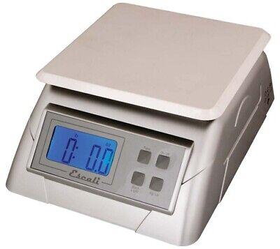 Escali 2210G Alta Ultra Slim High Capacity Digital Scale - S