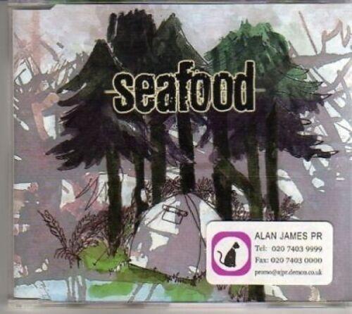 (AG978) Seafood, Belt - DJ CD