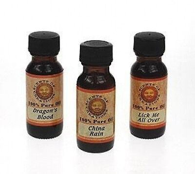 100% Pure Scented Oil Fragrance For Burner/Warmer- You Pick- Over 100 Scents -