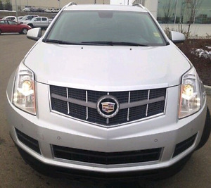 Flex Fuel 2012 Cadillac SRX4 Luxury Collection