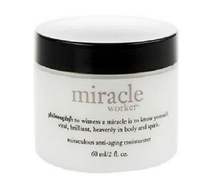 $60 Philosophy Miracle Worker Miraculous Anti-Aging Moisturizer~2 oz.