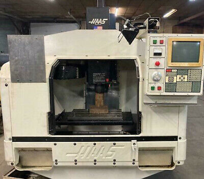Haas Vfo Cnc Vertical Machining Center For Sale