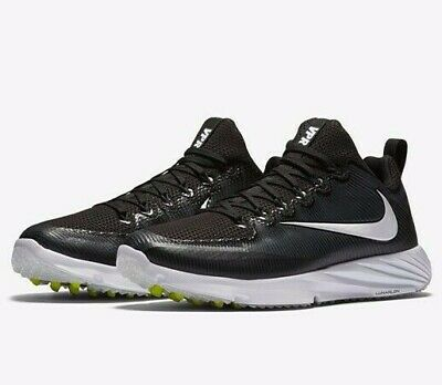 - NIKE Mens Vapor Speed Turf Football Shoes | Black/Volt/White | 833408 017 | NIB
