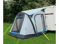 Awning Caravan Porch Awning - Outdoor Revolution Oxygen Porchlite