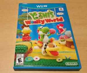 Yoshi's Wooly World for Nintendo Wii U