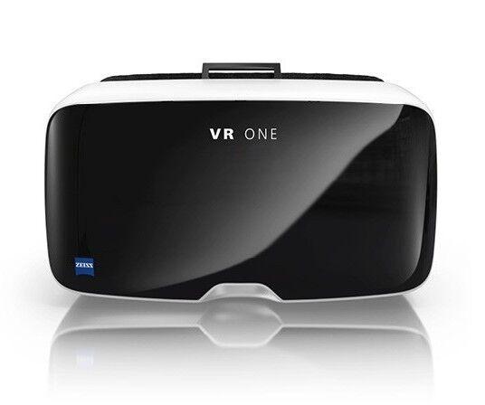 Auch die VR One von Zeiss funktioniert nur in Verbindung mit einem Smartphone