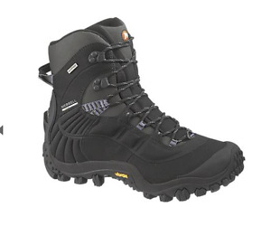 Size 13 Merrel Chameleon Thermo 8 Waterproof Synthetic Boots