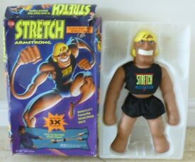 Vintage Stretch Armstrong