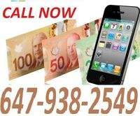 BUYING ALL USED / NEW IPHONE, SAMSUNG, HTC, LG, NEXUS, IPHONE 6