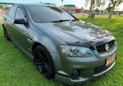 2011 Holden Commodore VE II MY12 SS Grey 6 Speed Manual Sedan Berrimah Darwin City Preview