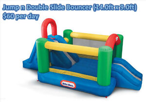 Bouncy Castle / Jumping Castle for Rent starts from $45