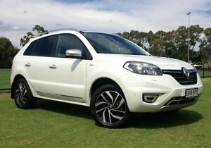 2015 Renault Koleos H45 PHASE III MY15 Bose Premium White 1 Speed Constant Variable Wagon Hyde Park Unley Area Preview