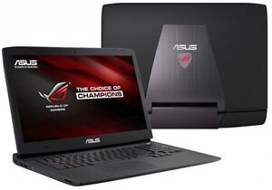 Asus ROG 17- inch Gaming Laptop with GTX 980m [G751JY-DH71]