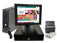 TAKEAWAY EPOS SYSTEM FOR FAST FOOD, RETAIL TILL SYSTEM