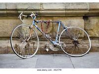 Wanted old good quality road and mountain bikes