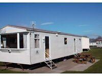 3 Bedroom Caravan, Beautiful & Spacious for Hire - Craig Tara, Ayr (Prices from £129)