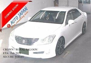 Toyota Crown Royal Saloon 3.0L Automatic