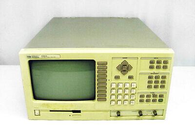 Hp Agilent 35660a Dynamic Signal Analyzer