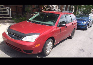Ford focus fam 2005 tres bonne condition