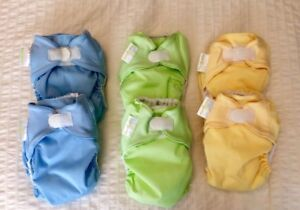 Brand new all in one cloth diapers