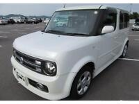 REVISED 2006 NISSAN CUBE CUBIC 7 SEATER 1.5 AUTOMATIC RX PEARL ONLY 38000 MILES