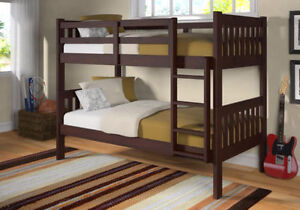 NEW SOLID PINEWOOD BUNKBEDS Stratford Kitchener Area image 5