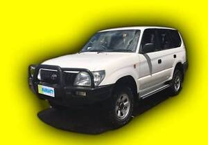 Toyota 4x4 Auto 7 Seat-Cant Get  Finance?–We Help- $800 Deposit Mount Gravatt Brisbane South East Preview