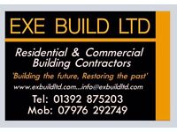 General builder required
