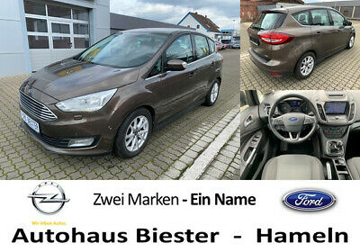 Ford C-Max Titanium 1,0Ltr. 125PS