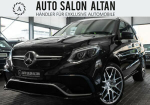 Mercedes-Benz GLE63 AMG 4Matic|DRIVERS PACKAGE|COMAND|H&K|VOLL
