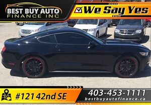 2016 Ford Mustang V6 Coupe $179/Bi-weekly