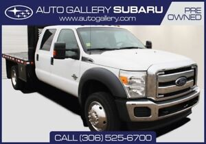 2013 Ford Super Duty F-550 DRW XLT | POWER STROKE DIESEL | DECK