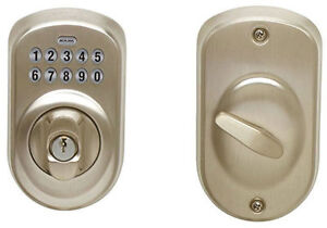 Schlage Keypad Front Entry Deadbolt – NEW