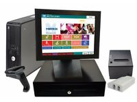 Our fantastic, affordable, and efficient EPOS systems Takeaway till Restaurant cash Register