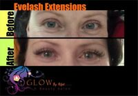 $75 Eyelash Extension (individual lash extension for a limited )