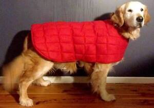 Dog Coats filled with Alpaca Fleece - super warm Lithgow Area Preview