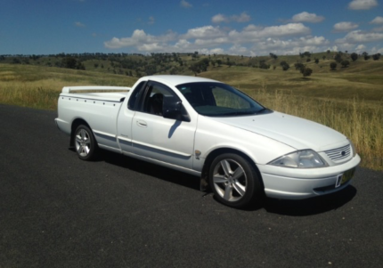 1999 Ford Falcon Ute Mudgee Mudgee Area Preview