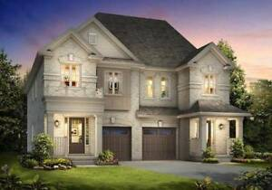 Brand New Semi Detached For Lease 4 Bedrooms. Brampton