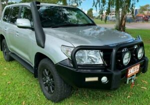 2014 Toyota Landcruiser VDJ200R MY13 GXL Silver 6 Speed Automatic Wagon Berrimah Darwin City Preview