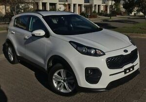 2016 Kia Sportage QL MY16 Si 2WD White 6 Speed Sports Automatic Wagon Ingle Farm Salisbury Area Preview
