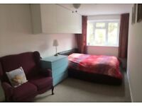 'Large double room for professionals - walking distance from train station - Woking Central'