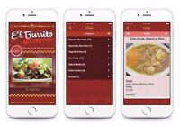 Restaurant Mobile App (January Special Price)